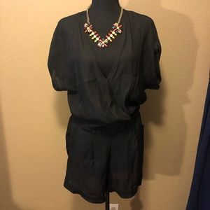 Other - Boutique Black Romper